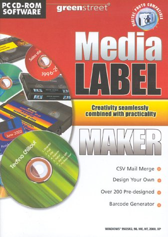 Media Label Maker box