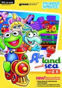 Muppet Babies: Air, Land and Sea box
