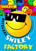 Official Smiley Factory box