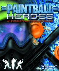 Paintball Heroes box