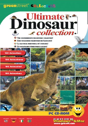 Ultimate Dinosaur Collection box