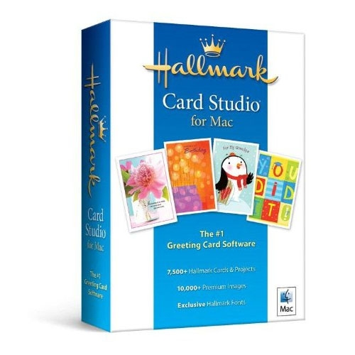 Hallmark Card Studio Mac