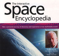 Interactive Space Encyclopedia with Patrick Moore box