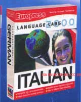 Language Labs 2000 - Italian box