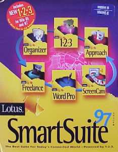 Lotus SmartSuite 97 Edition