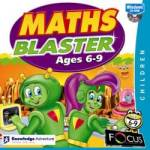 Maths Blaster Ages 6-9 box