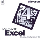 Excel for Windows 95 box