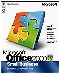 Office 2000 Small Business Edition box