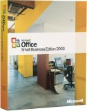 Office Small Business Edition 2003 box