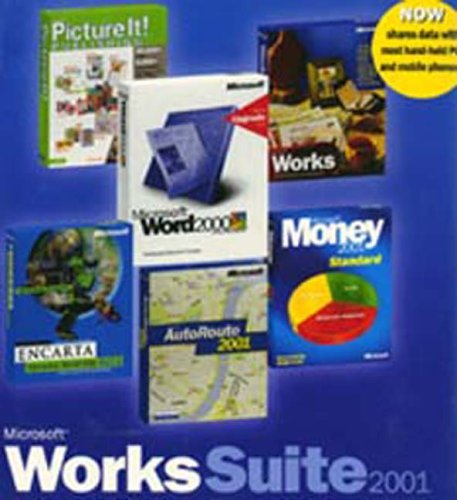 Works Suite 2001 box