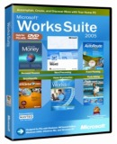 Works Suite 2005 box