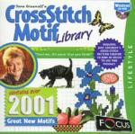 Jane Greenoff's Cross Stitch Motif Library box