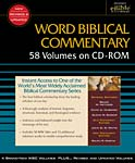 Nelson Word Biblical Commentary box
