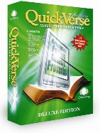 QuickVerse PDA Deluxe box