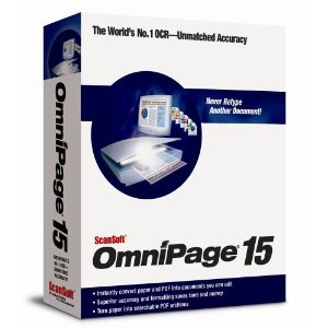 OmniPage 15