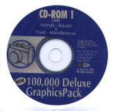 100,000 Deluxe GraphicsPack box