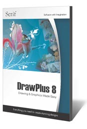 DrawPlus 8 box