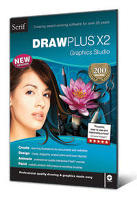 DrawPlus X2 box