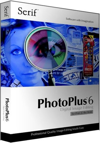 PhotoPlus 6 box