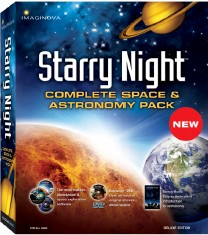 Starry Night Complete Space & Astronomy Pack box