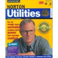 Norton Utilities box