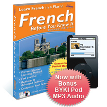 French Before You Know It Deluxe 3.6 box