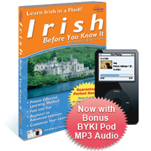 Irish Before You Know It Deluxe 3.6 box