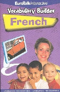 Euro Talk Vocabulary Builder - French box