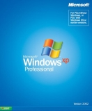 Windows XP Professional Boxed box